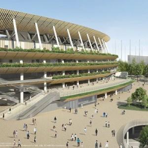 新国立競技場がダサい?便器やザハがかっこいいとの声が!経費削減でデザイン変更…?