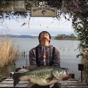 反町隆史 別荘 場所 どこ 写真(画像) 琵琶湖 バス釣り