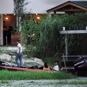反町隆史 別荘 場所 どこ 写真(画像) 公開 琵琶湖 バス釣り