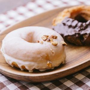 ドーナツ 太る おやつと 比較 太りにくい 食べ方