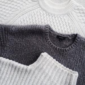 セーター チクチク しない 方法 原因 解消 素材 選び方