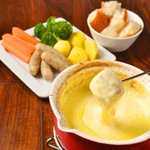 分離 チーズ フォンデュ 4種類のチーズが決め手。自宅で楽しむ「究極のチーズフォンデュ」レシピ