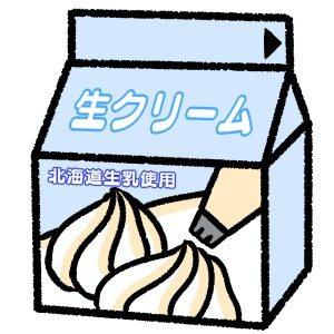 生クリームは常温で放置するとどのくらいで腐る?見分け方について